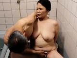 behaart Fötzchen Japaner Oma Michiko Okawa