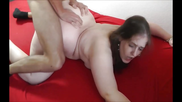 Russin Monstertitten Dicke Orgasmus