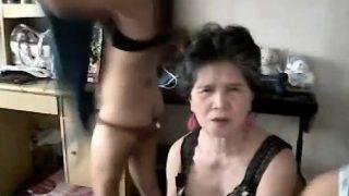 Oma about dem livecam