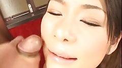 Japanischer  gibts mehrere blowjobs bukake MrNo