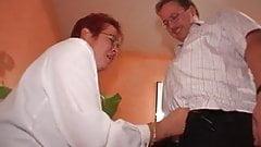 Deutscher Mütter Teil 1 Oma und Opa Alt und Extrem Geil