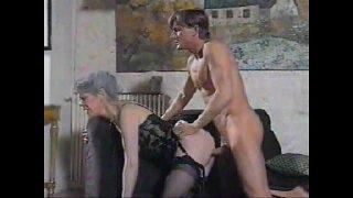 Deutsch Hausfrau Dreier