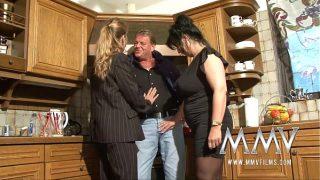 MMV Films zwei Dame wifes teilt eine Penis
