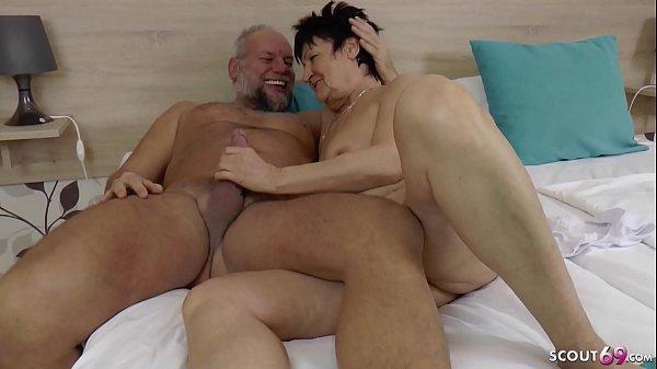 Deutsche oma porn