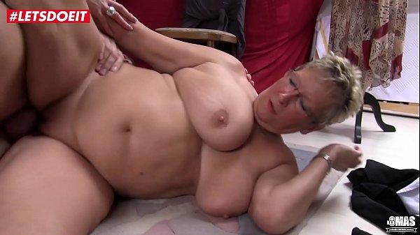 Porno Oma Dreier