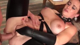PASCALSSUBSLUTS reife Frau Lizzy liebhaber Anal domination BDSM