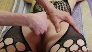 Painful Preparing enge Schokoloch für Future Posex sex