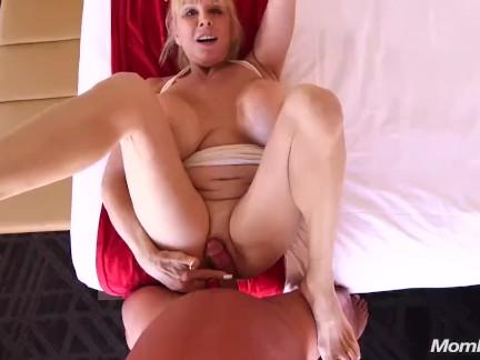 Oma Riesen Titten