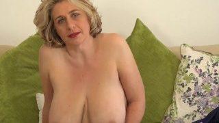 Heiße 45j Tante Camilla