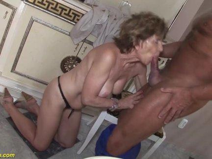 Oma Deepthroat