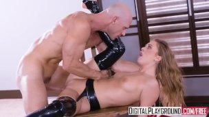 DigitalPlayground Boss Fickweiber Episode 4 Jill Kassidy Johnny Sins'