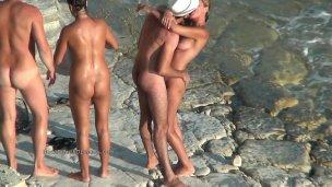 heißer Europa Privates nudists in diese zuseher Sammlung'