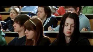 nailing student doggystyle